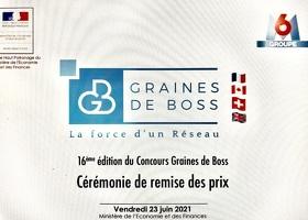 Annuaire Graines de Boss 16ème Edition